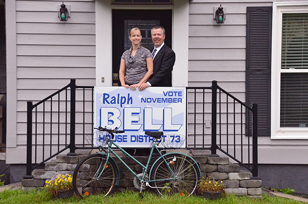 Ralph and Stephanie Bell
